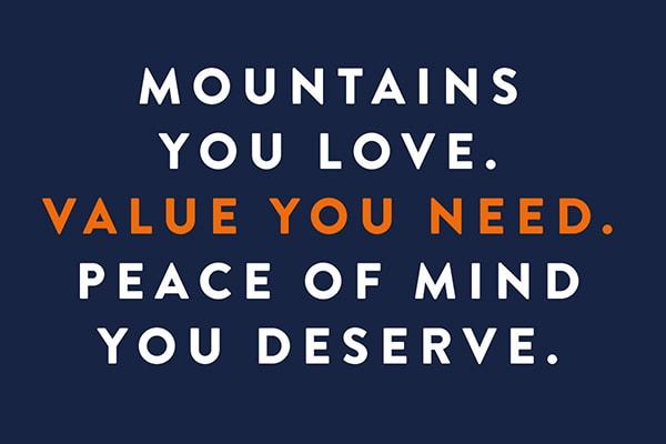 Mountains You Love