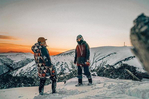 Mt Hotham Sunset