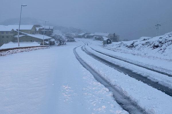 Snow Hotham