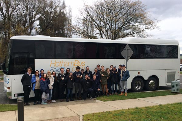 Hotham bus group