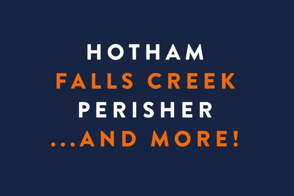 Hotham, Falls, Perisher and More