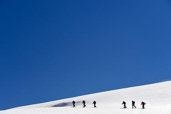 hike away