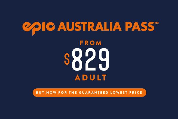 Epic Australia Pass Adult Price