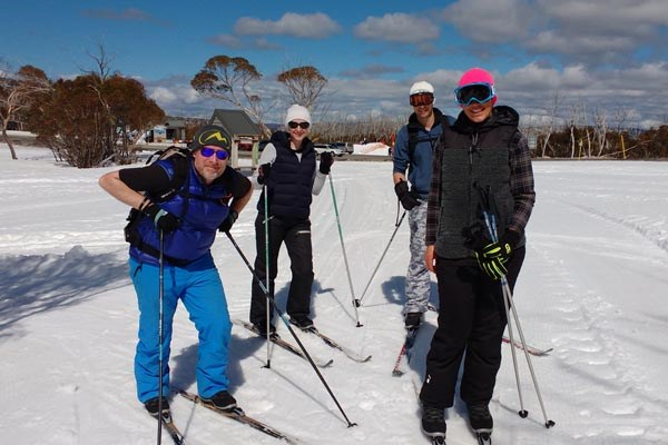 Traverse Hotham group 2