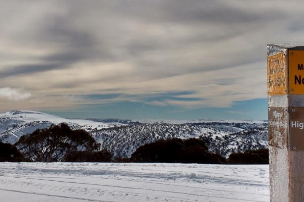 Traverse Hotham views