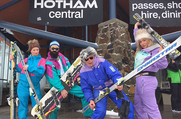 Hotham Retro Day